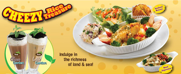cheezy rice treasure krr malaysia