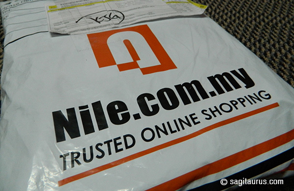Shopping Online di Nile.com.my