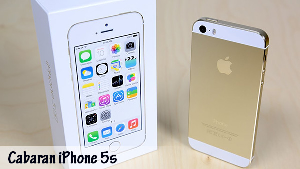Contest Cabaran iPhone 5s