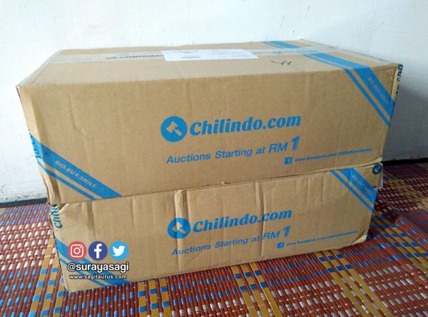 Chilindo bidding online shopping
