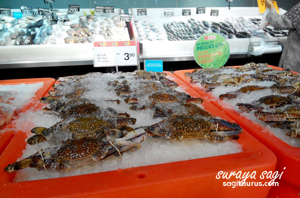 promosi ketam aeon big midvalley