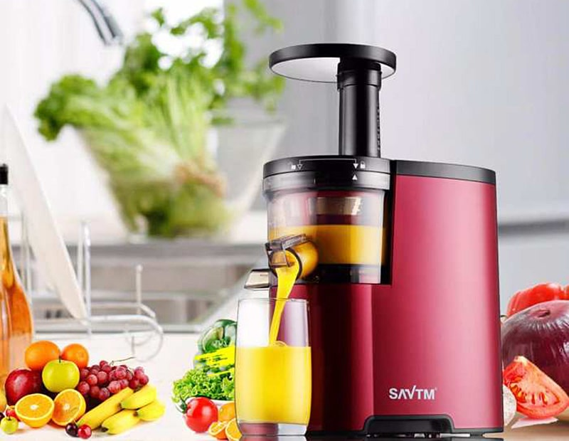 Slow juicer SAVTM JE-07